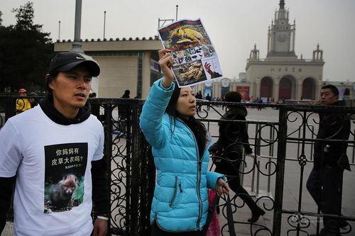 2014 anti-fourrure Beijing 3