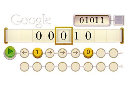 100ème anniv.de Alan Turing (23-06-2012)