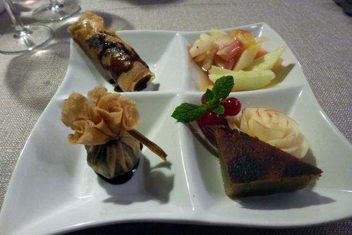 Sam&Lie desserts