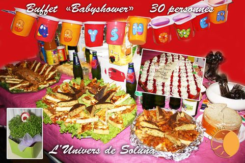 Buffet froid Babyshower (8)