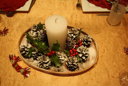 Idee deco deco de noel fait main 1000 id es sur la for Decoration de noel fait main