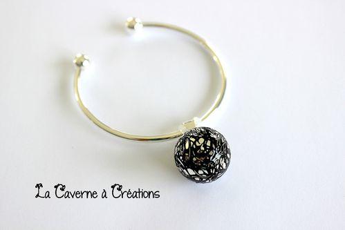 bracelet-bola-grossesse-noir-fils