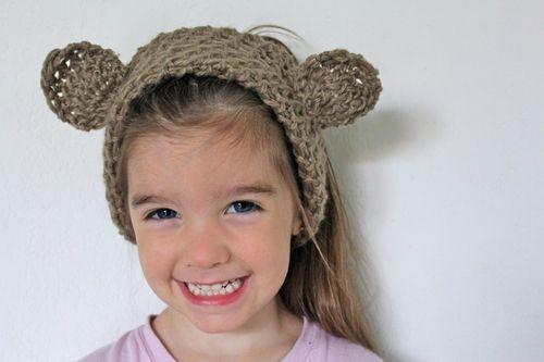 bandeau ourson enfant