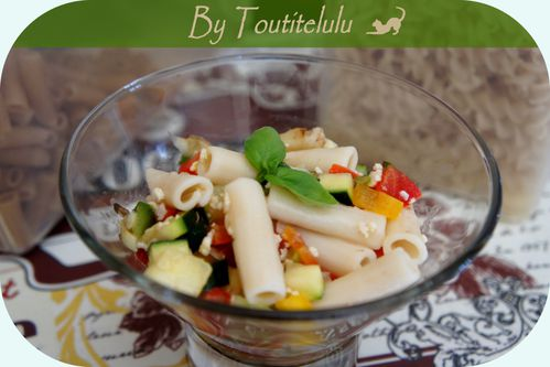 salade de penne riz complet poivron tomate concomb-copie-1