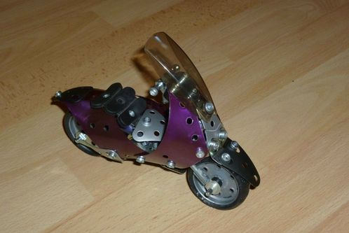 Scooter 2 roues
