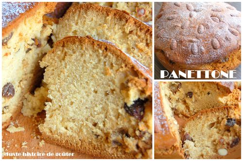 panettone cook'in