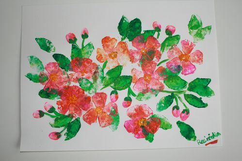 Fleurs de cerisier pour printemps fleuri r c 39 r ation for Decoration jardin printemps