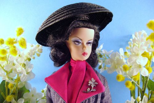 2005 Muffy Roberts Silkstone Collection No-H6465-3