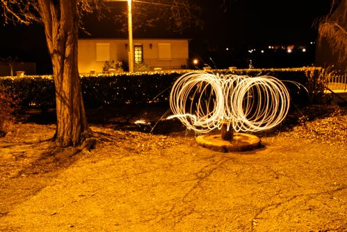 Light-painting 9470