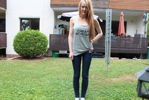 Ein Weiteres Sommer Outfit Sarah Fashion
