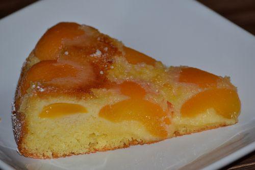 Moelleux abricots 1