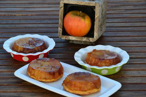 Tatin pommes 2