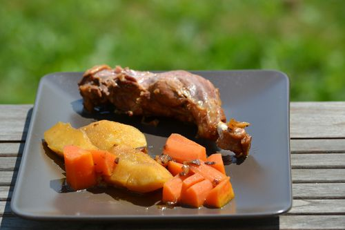 Cuisse canard cidre 2