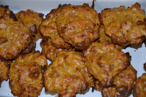 Cookies carottes 2
