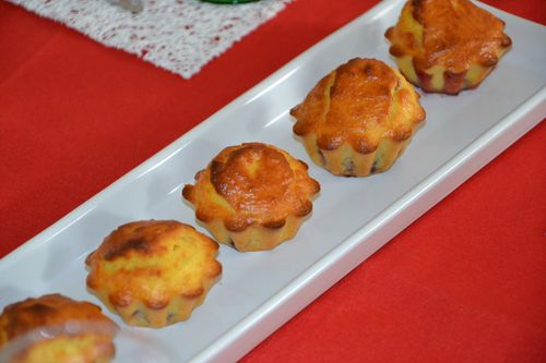 Muffins framboise coco 1