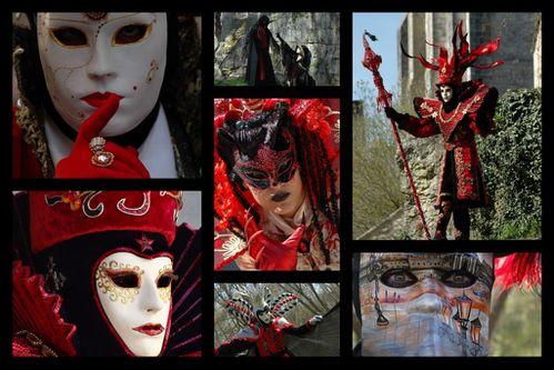 Sélection photos co Carnaval vénitien