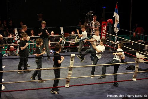 Boxe in défi XIII 34