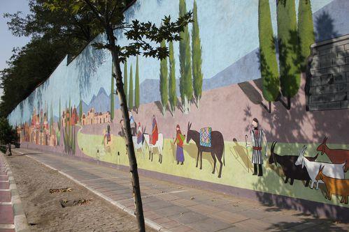 Peintures-murales 8650