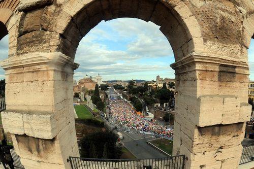Acea Maratona di Roma 2014 (20^ ed.). Mai così tanti iscritti: allo stato, 19.061!