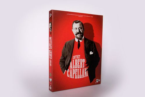 DVD Albert Capellani