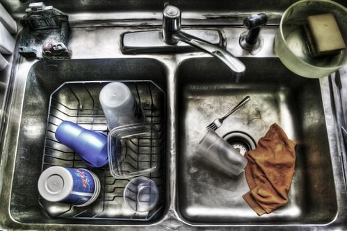 The Old Sink HDR by rolaCORE (1)