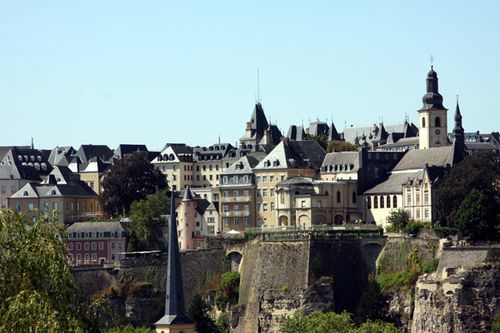 luxembourg-vieille-ville