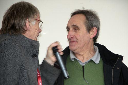 1a Jean Bernard Devos et Daniel Mangeas