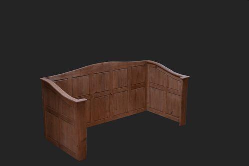 tour de lit armarbois mobilier bois sur mesure. Black Bedroom Furniture Sets. Home Design Ideas