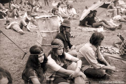hippies pop f