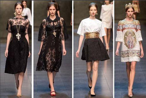 Dolce-Gabbana-Fall-Winter-2013-2014-Fashion-Show-at-Milan-F