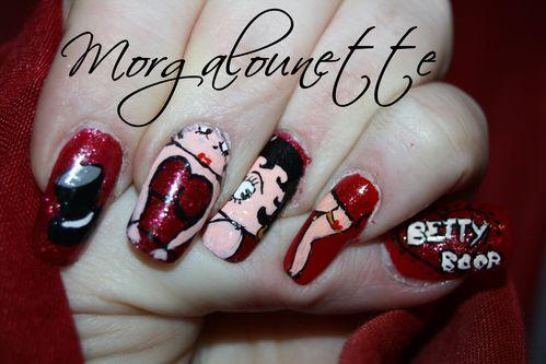concours Betty Boop Morgalounette (6)