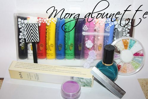 Nail Art Boutique & Morgalounette