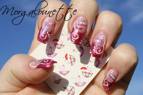 nail art parapluie beautedesign-shop morgalounette (1)