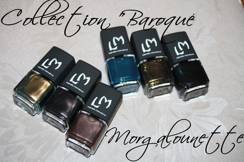 collection baroque LM Cosmetic by Morgalounette (2)