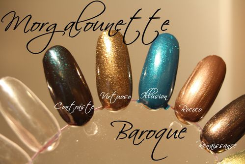 collection baroque LM Cosmetic by Morgalounette (4)