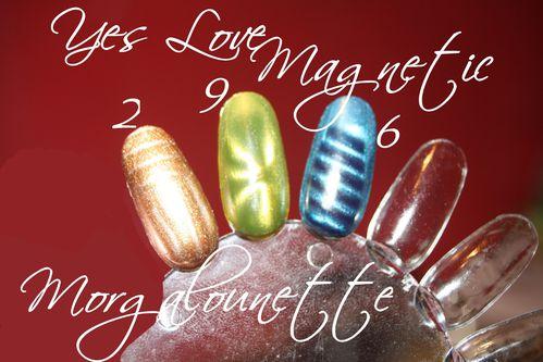 vernis yes love magnétique morgalounette
