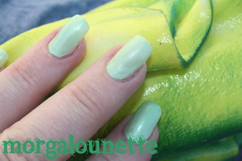 vernis caméléon YES LOVE morgalounette