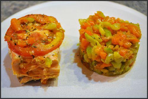 saumon legumes 1