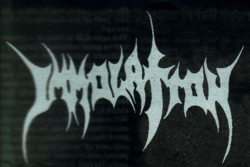 Immolation - Logo