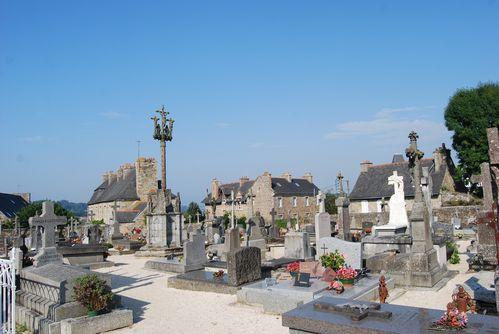 Tréguier - Le cimetière