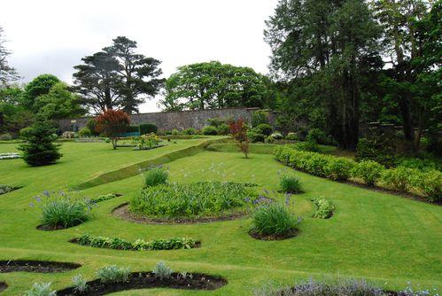 Abbaye de Kilemore - Le jardin victorien 002