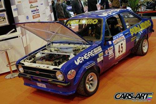 Ford Escort MKII-1