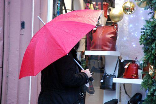 F12 - parapluie