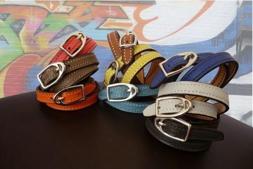 9577c9f37465 Marie-France Burel Sellier, fabricant de ceintures et maroquinerie ...