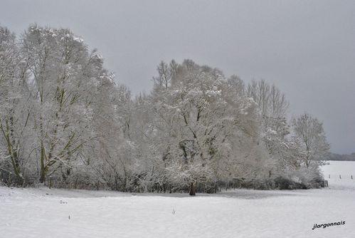 paysage de neige 2 déc 2010
