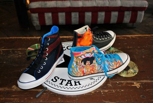 CONVERSE collection AutomneHiver 2010 STREET RULES !!!