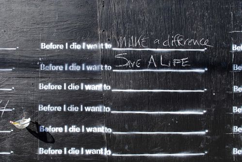 before-i-die-i-want-to-make-a-difference