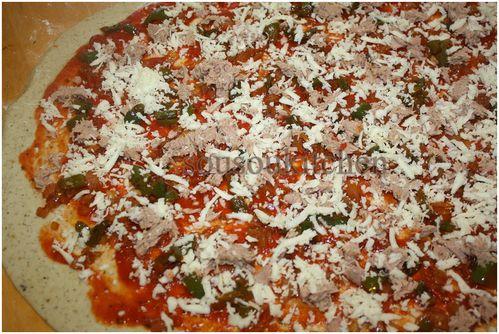 Pizza schneck
