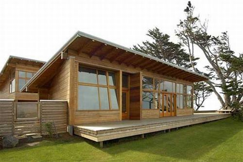 Exterior-of-Wood-Home-Decoration-by-Johnston-Architects-Blu