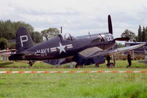 Vought F-4U corsair 2